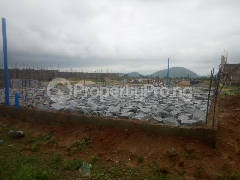 4 bedroom Residential Land Land for sale Aso estate, Lugbe Lugbe Abuja - 1