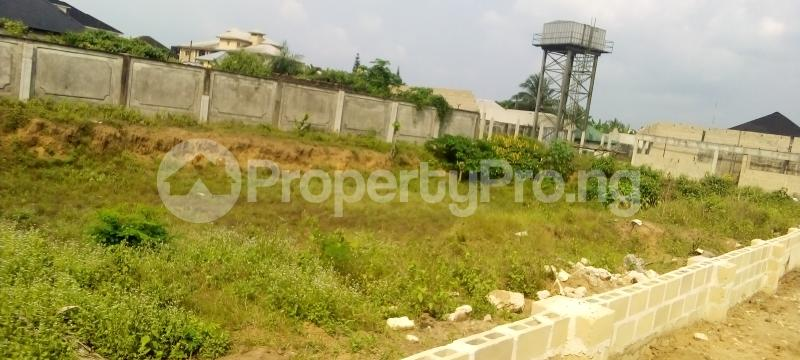 Residential Land Land for sale Osongama Estate, Uyo, Akwa Ibom State. Uyo Akwa Ibom - 0