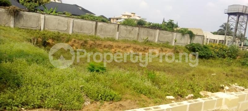 Residential Land Land for sale Osongama Estate, Uyo, Akwa Ibom State. Uyo Akwa Ibom - 1