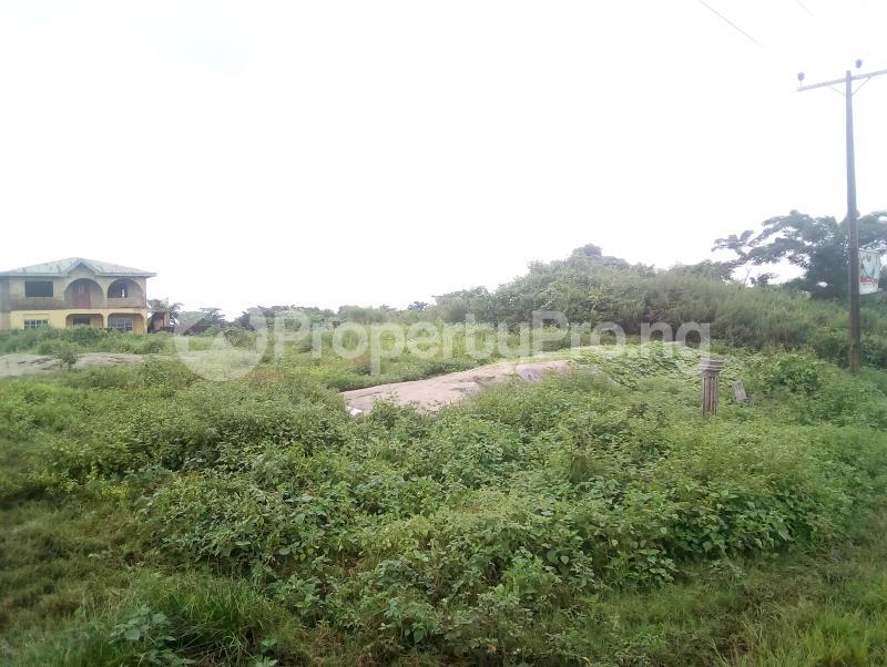 Industrial Land Land for sale Iyana Church Bus Stop, Opposite Onimalu Palace Hotel Alakia Ibadan Oyo - 2