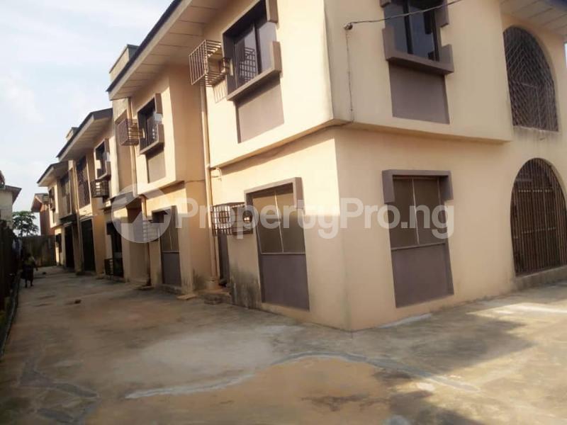2 bedroom Blocks of Flats House for rent iyana ipaja, pleasure bus stop Abule Egba Lagos - 2