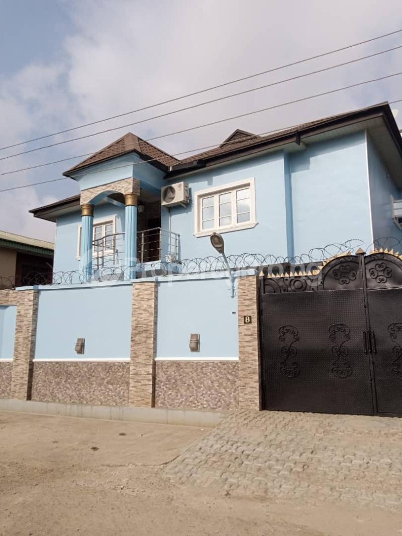 2 bedroom Shared Apartment for rent Alapere Ketu Lagos - 1