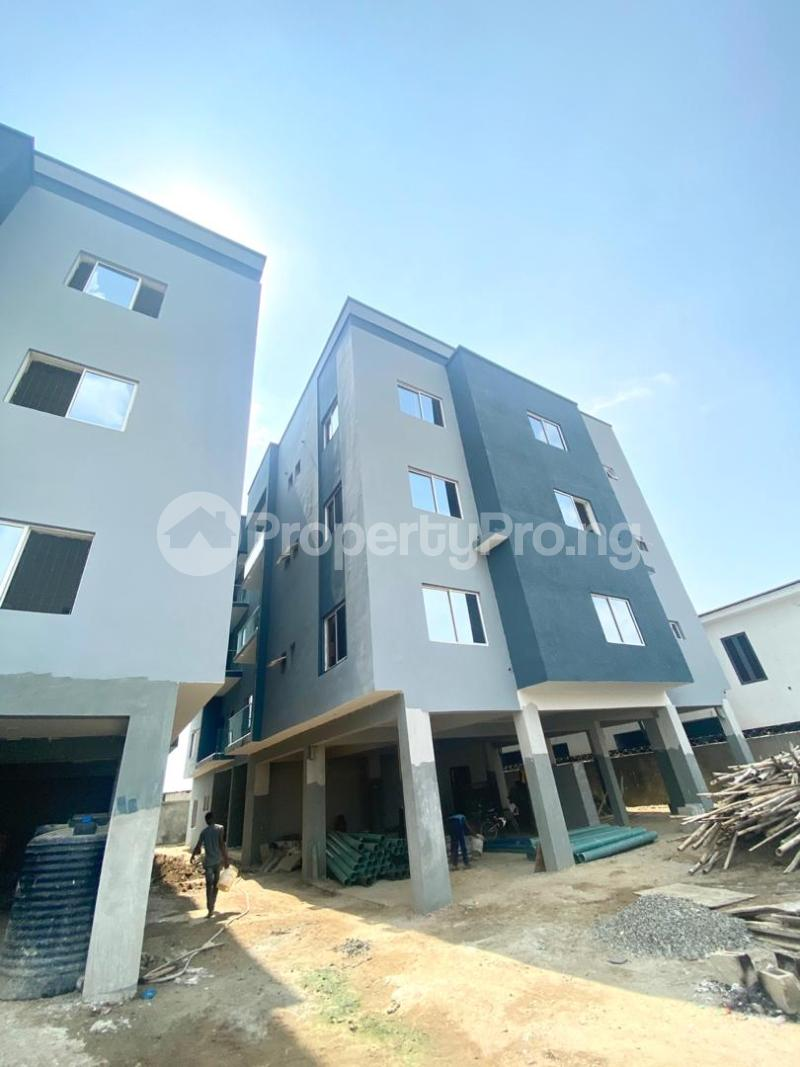 3 bedroom Flat / Apartment for sale 2nd Toll Gate chevron Lekki Lagos - 0