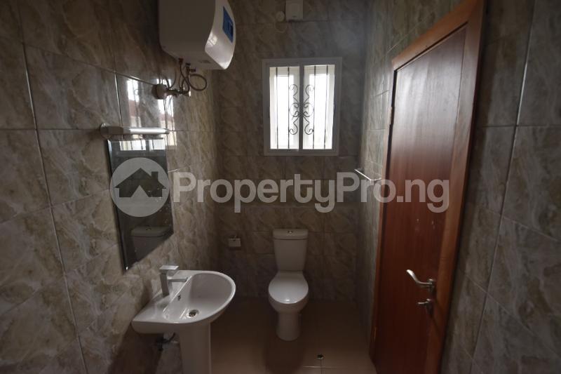 4 bedroom Semi Detached Duplex for rent Eden garden Estate Ajah Lagos - 18