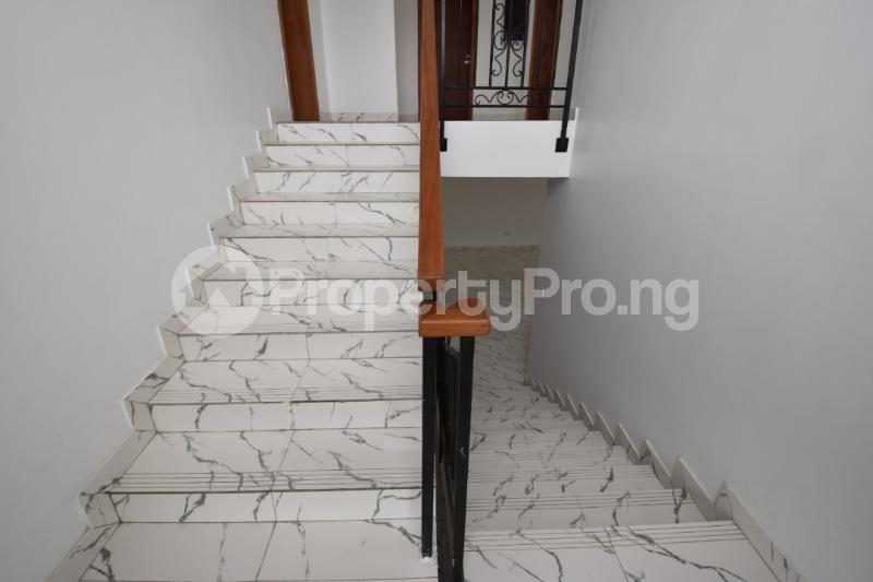 4 bedroom Semi Detached Duplex for rent Eden garden Estate Ajah Lagos - 4