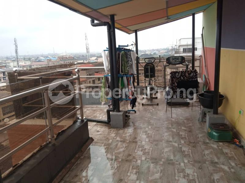 4 bedroom Detached Duplex for sale Ifako-gbagada Gbagada Lagos - 26