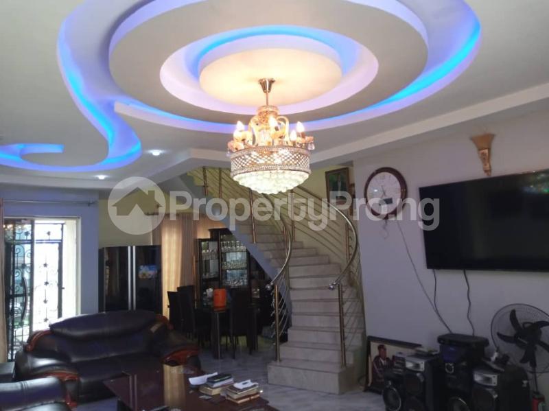 4 bedroom Detached Duplex for sale Ifako-gbagada Gbagada Lagos - 32