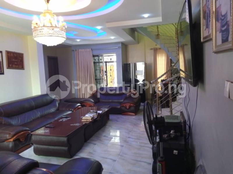 4 bedroom Detached Duplex for sale Ifako-gbagada Gbagada Lagos - 55