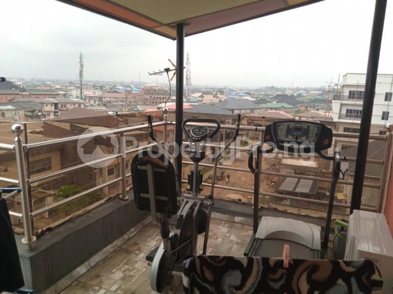4 bedroom Detached Duplex for sale Ifako-gbagada Gbagada Lagos - 29