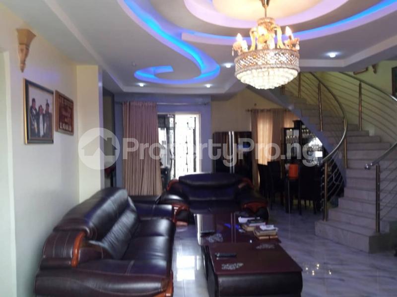 4 bedroom Detached Duplex for sale Ifako-gbagada Gbagada Lagos - 31