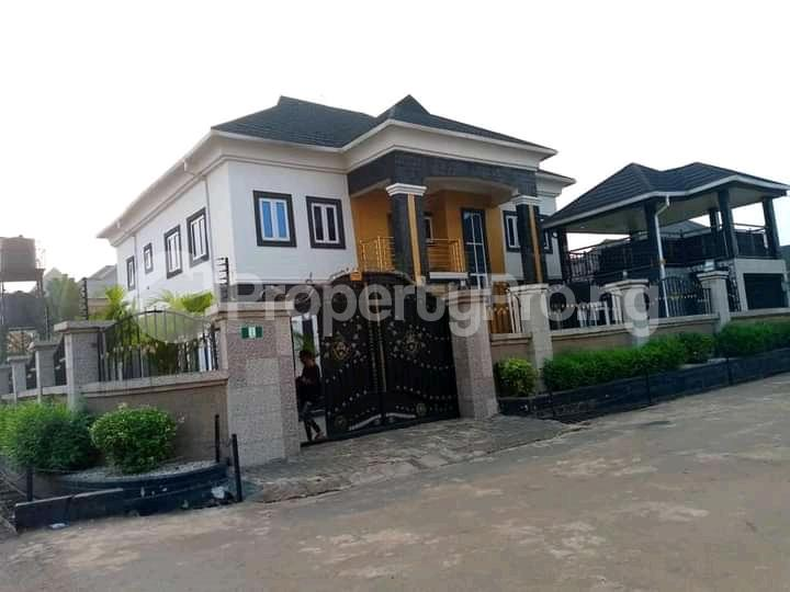 5 bedroom Detached Duplex House for sale Close to asaba housing estate Asaba Delta - 9
