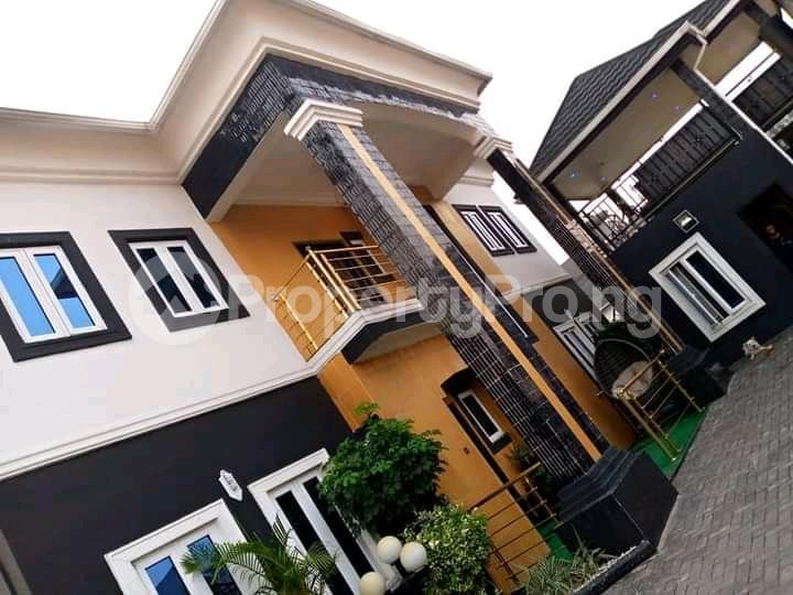 5 bedroom Detached Duplex House for sale Close to asaba housing estate Asaba Delta - 0