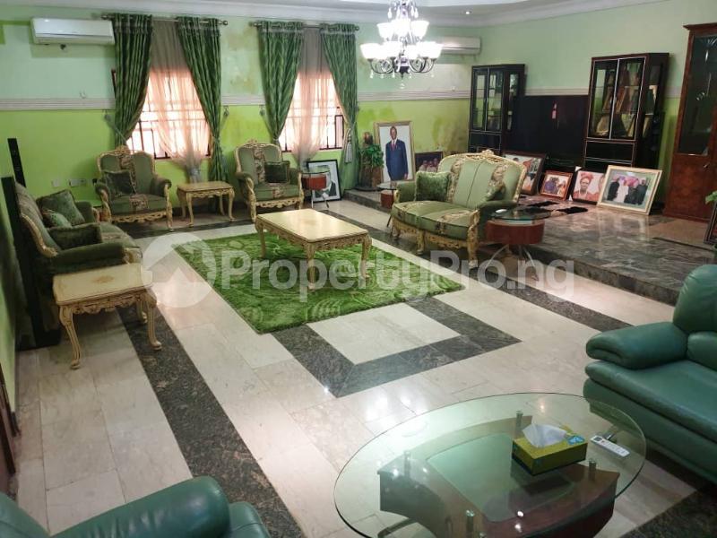 7 bedroom Detached Duplex House for sale Main asokoro Asokoro Abuja - 7