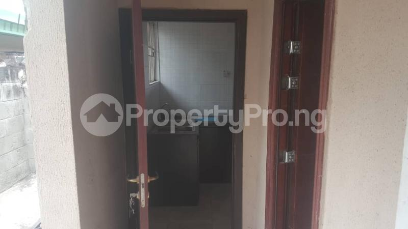 1 bedroom mini flat  Self Contain Flat / Apartment for rent No Sobo Siffre Rd  Mende Maryland Lagos - 5
