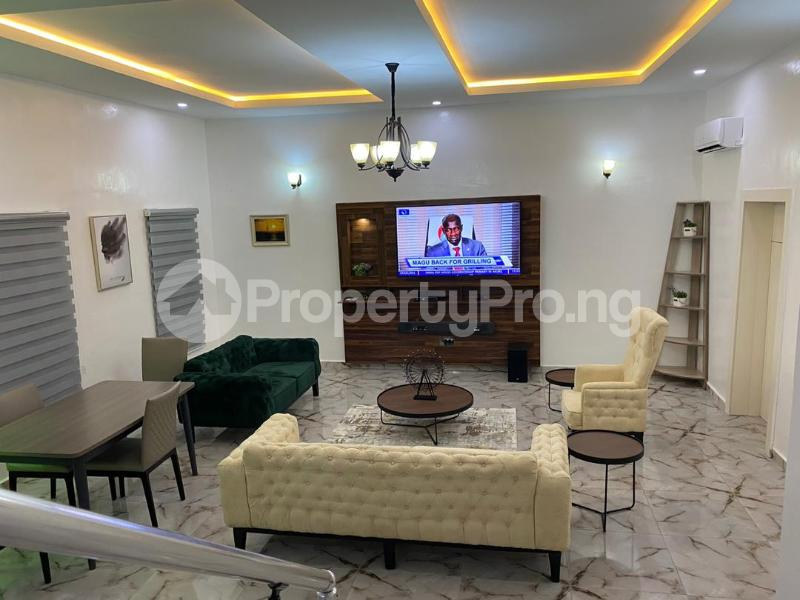 4 bedroom Studio Apartment Flat / Apartment for shortlet Diank Terraces,  Conservation Road Chevron, Lekki Expressway, Lekki, Lagos. chevron Lekki Lagos - 12