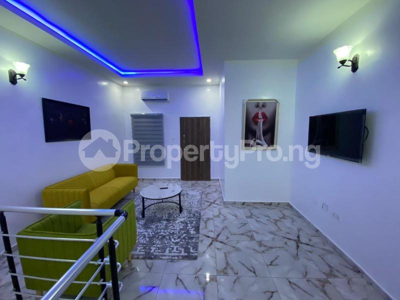 4 bedroom Studio Apartment Flat / Apartment for shortlet Diank Terraces,  Conservation Road Chevron, Lekki Expressway, Lekki, Lagos. chevron Lekki Lagos - 4