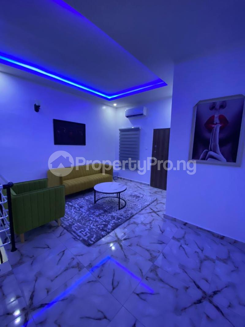 4 bedroom Studio Apartment Flat / Apartment for shortlet Diank Terraces,  Conservation Road Chevron, Lekki Expressway, Lekki, Lagos. chevron Lekki Lagos - 11