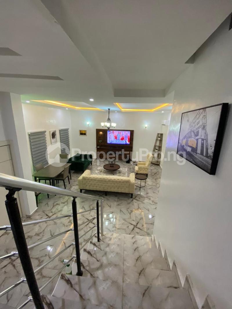 4 bedroom Studio Apartment Flat / Apartment for shortlet Diank Terraces,  Conservation Road Chevron, Lekki Expressway, Lekki, Lagos. chevron Lekki Lagos - 3