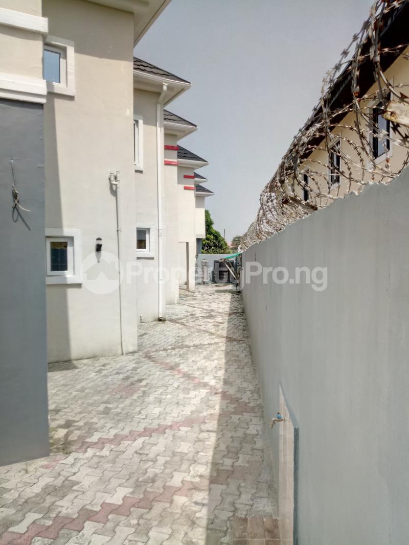 5 bedroom Semi Detached Duplex for sale Olive Park Estate Off Lekki-Epe Expressway Ajah Lagos - 30