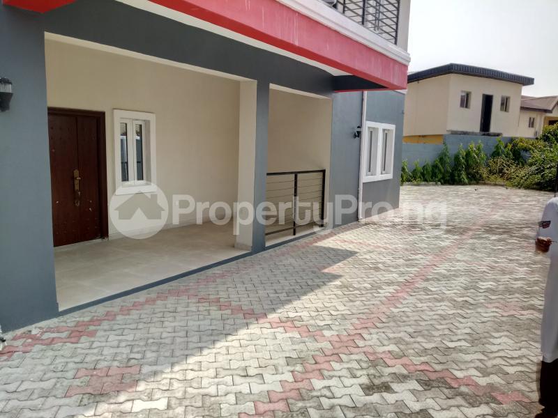 5 bedroom Semi Detached Duplex for sale Olive Park Estate Off Lekki-Epe Expressway Ajah Lagos - 28