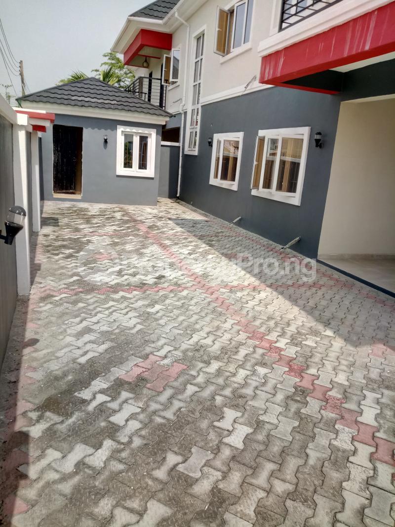 5 bedroom Semi Detached Duplex for sale Olive Park Estate Off Lekki-Epe Expressway Ajah Lagos - 27