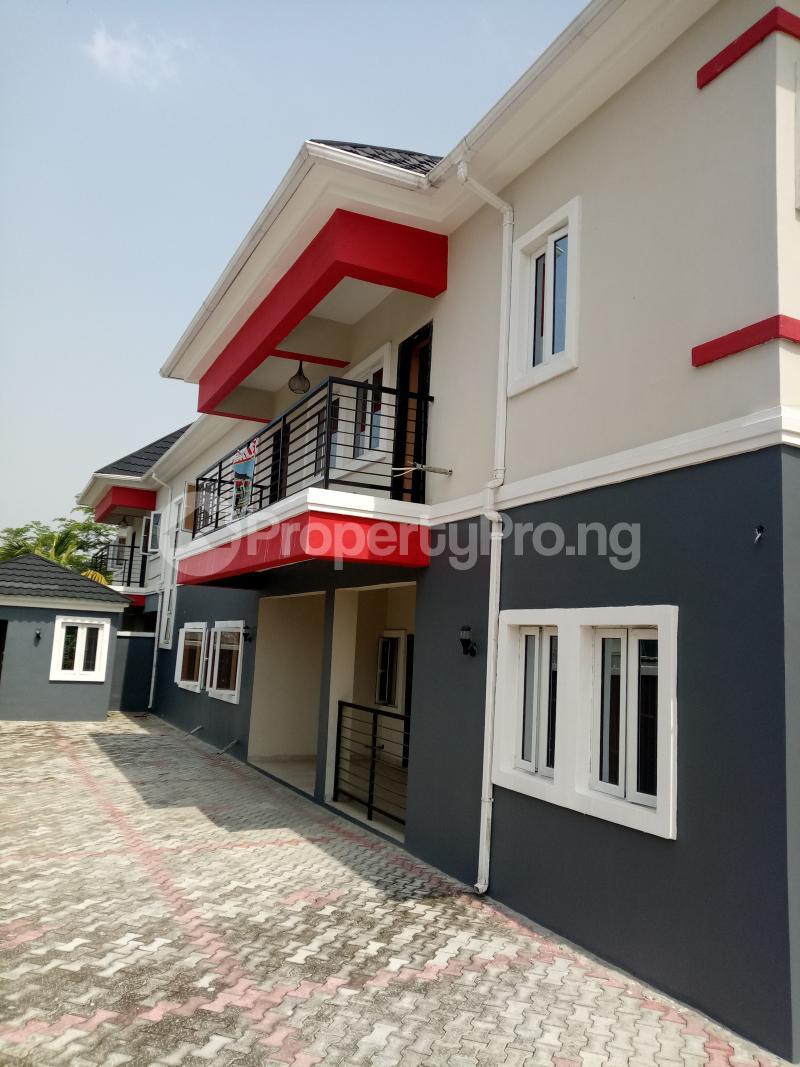 5 bedroom Semi Detached Duplex for sale Olive Park Estate Off Lekki-Epe Expressway Ajah Lagos - 0