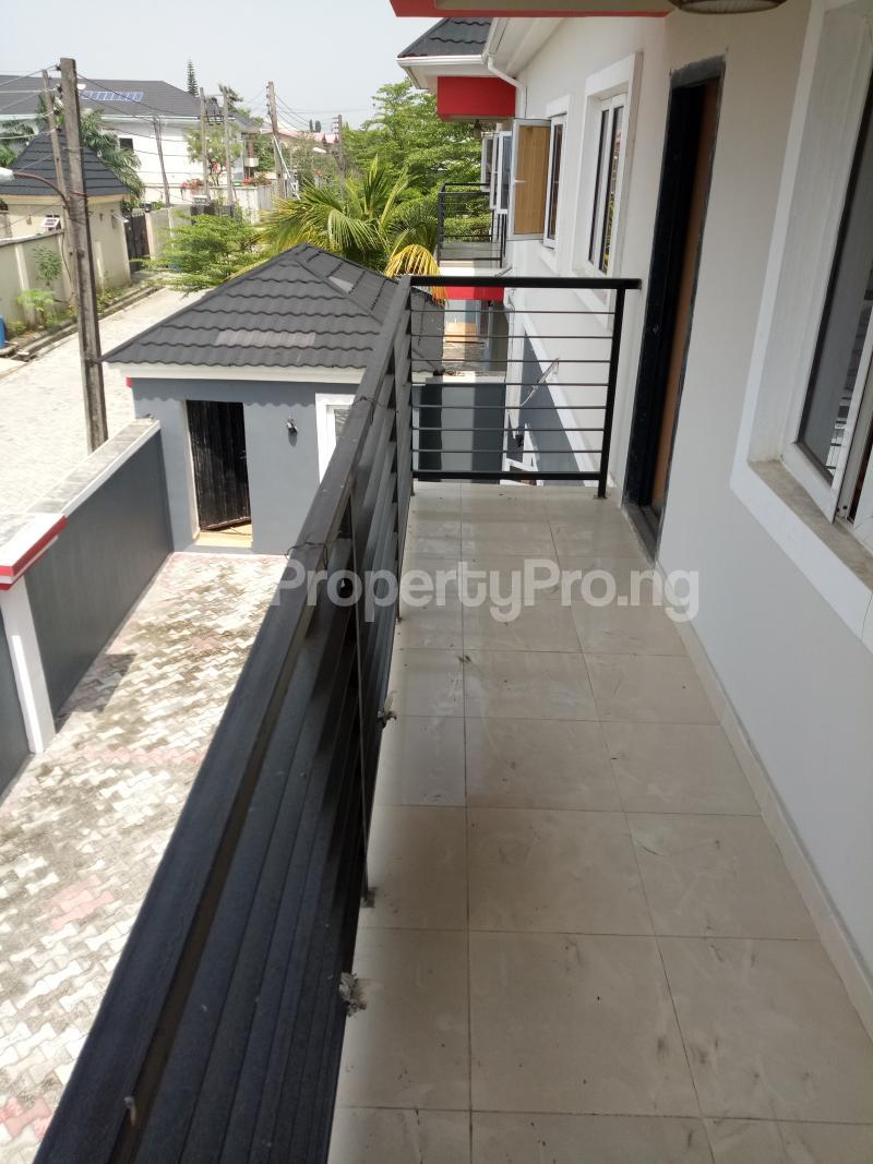5 bedroom Semi Detached Duplex for sale Olive Park Estate Off Lekki-Epe Expressway Ajah Lagos - 16