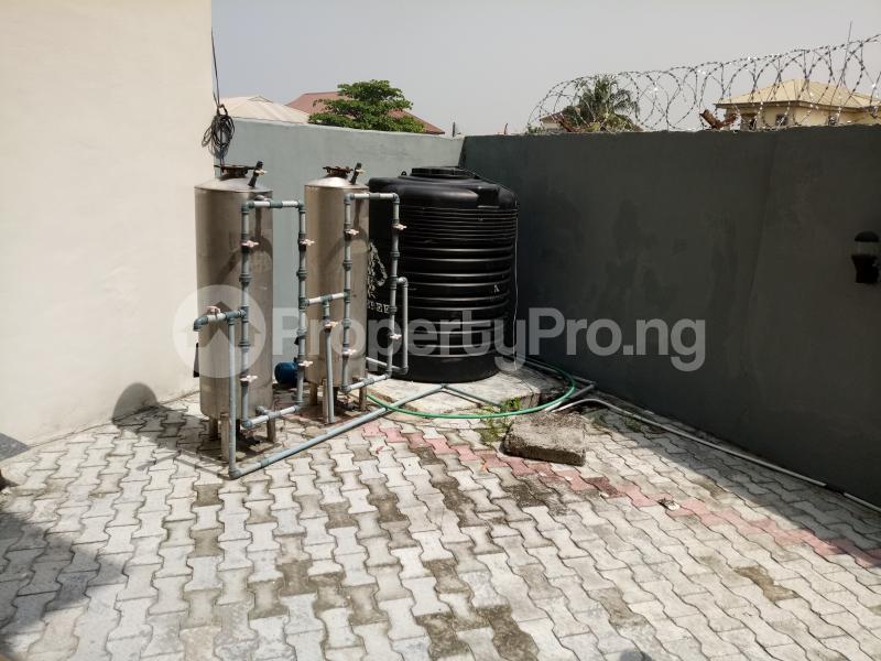 5 bedroom Semi Detached Duplex for sale Olive Park Estate Off Lekki-Epe Expressway Ajah Lagos - 10