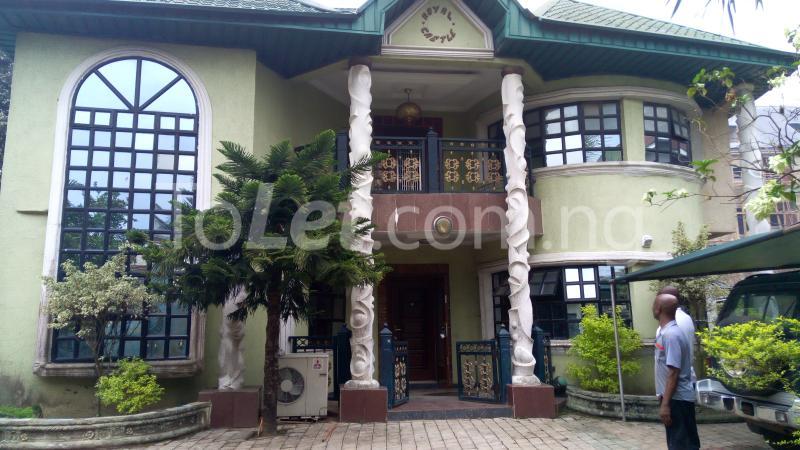 4 bedroom House for rent Abak, Eziama Aba Abia - 4