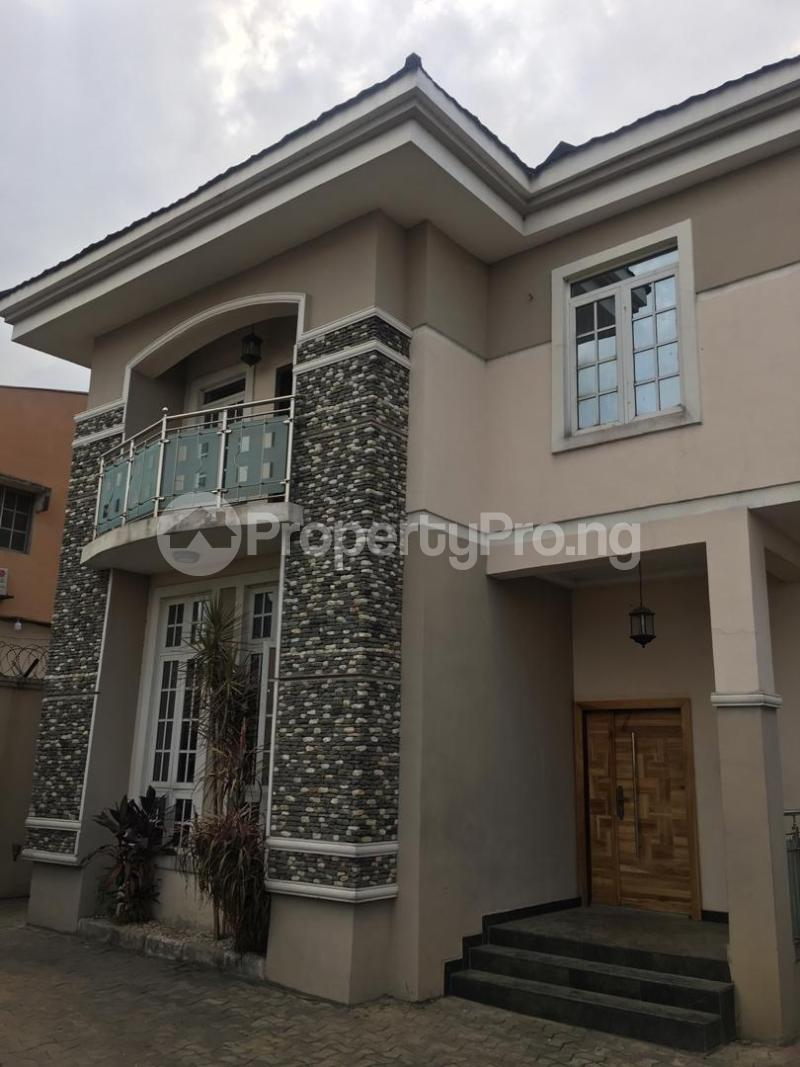 5 bedroom Detached Duplex House for rent ... Magodo GRA Phase 2 Kosofe/Ikosi Lagos - 0