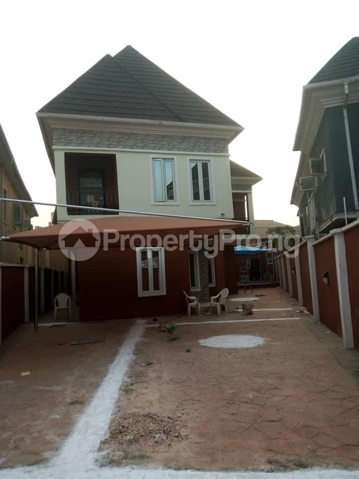 5 bedroom Detached Duplex House for sale  Magodo GRA Phase 2, Shangisha, Magodo GRA Phase 1 Ojodu Lagos - 1