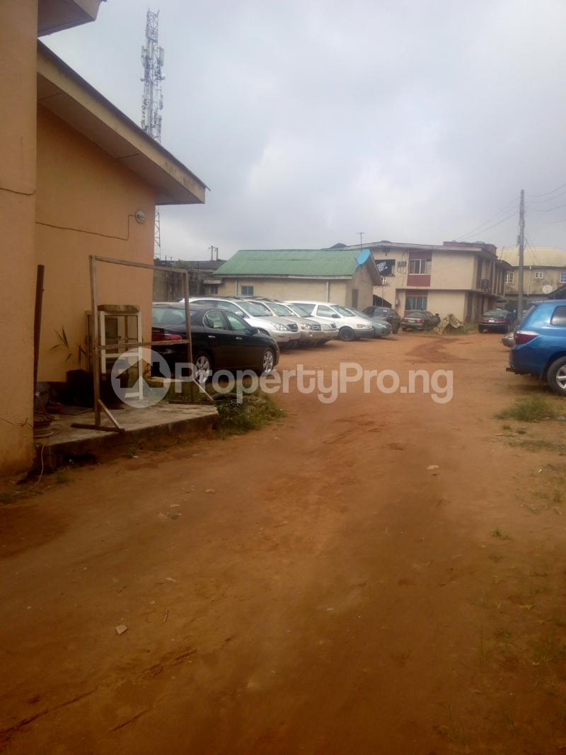 Blocks of Flats House for sale In a good location at Gowon Estate Egbeda Lagos State Egbeda Alimosho Lagos - 0