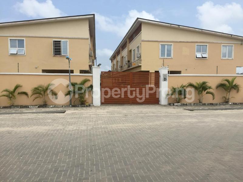 3 bedroom Terraced Duplex House for shortlet .... Ikota Lekki Lagos - 1