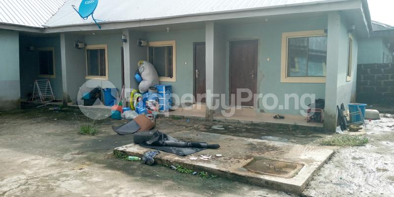 1 bedroom Self Contain for rent Silverland Estate Sangotedo Ajah Lagos - 1