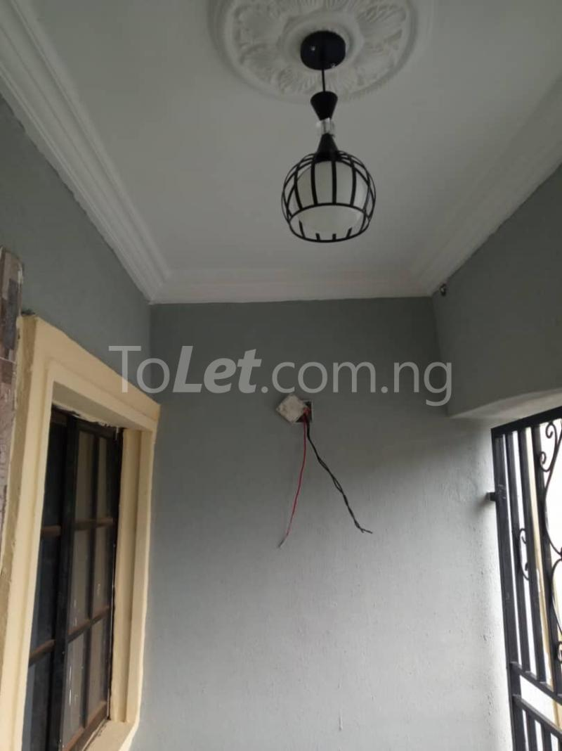 2 bedroom House for rent Olaniyi Road Abule Egba Lagos  Abule Egba Abule Egba Lagos - 2