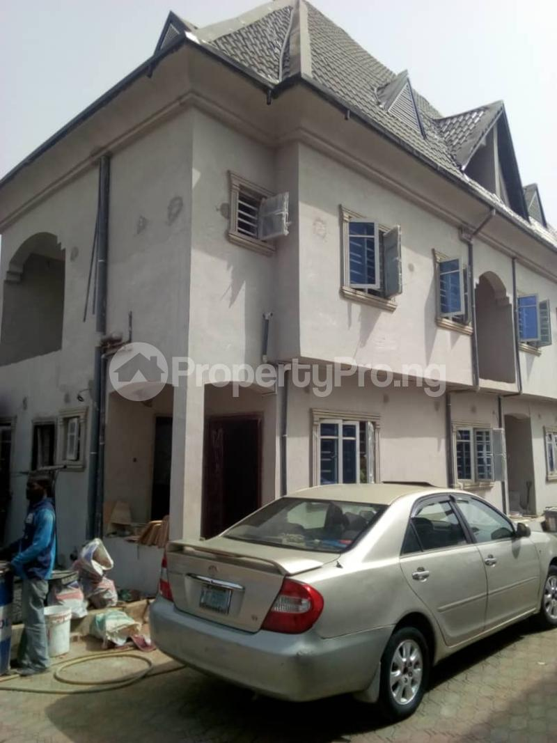 2 bedroom Semi Detached Duplex House for rent Off Olaniyi Street  Abule Egba Lagos - 0