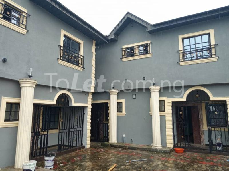 2 bedroom House for rent Olaniyi Road Abule Egba Lagos  Abule Egba Abule Egba Lagos - 1