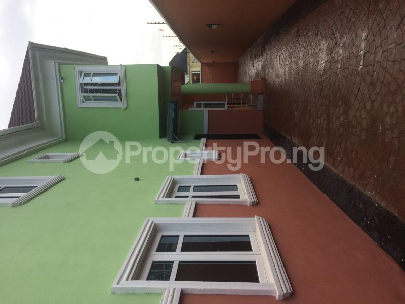 2 bedroom Flat / Apartment for rent K farm Estate  Iju Lagos - 1
