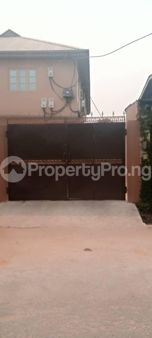 2 bedroom Shared Apartment for rent Onipinla Lane Close Harmony Estate Adeniyi Jones Adeniyi Jones Ikeja Lagos - 0