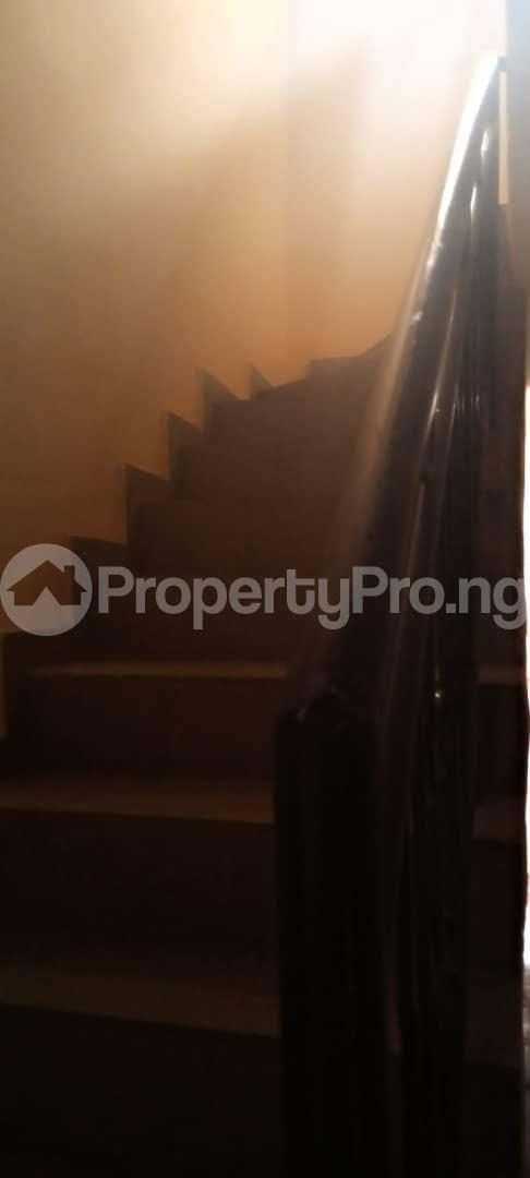 2 bedroom Shared Apartment for rent Onipinla Lane Close Harmony Estate Adeniyi Jones Adeniyi Jones Ikeja Lagos - 4