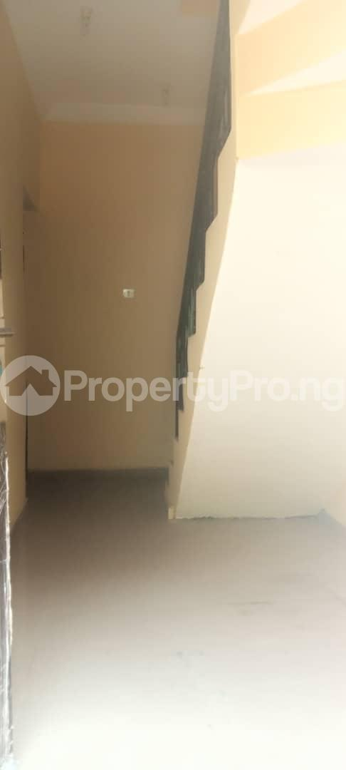 2 bedroom Shared Apartment for rent Onipinla Lane Close Harmony Estate Adeniyi Jones Adeniyi Jones Ikeja Lagos - 8