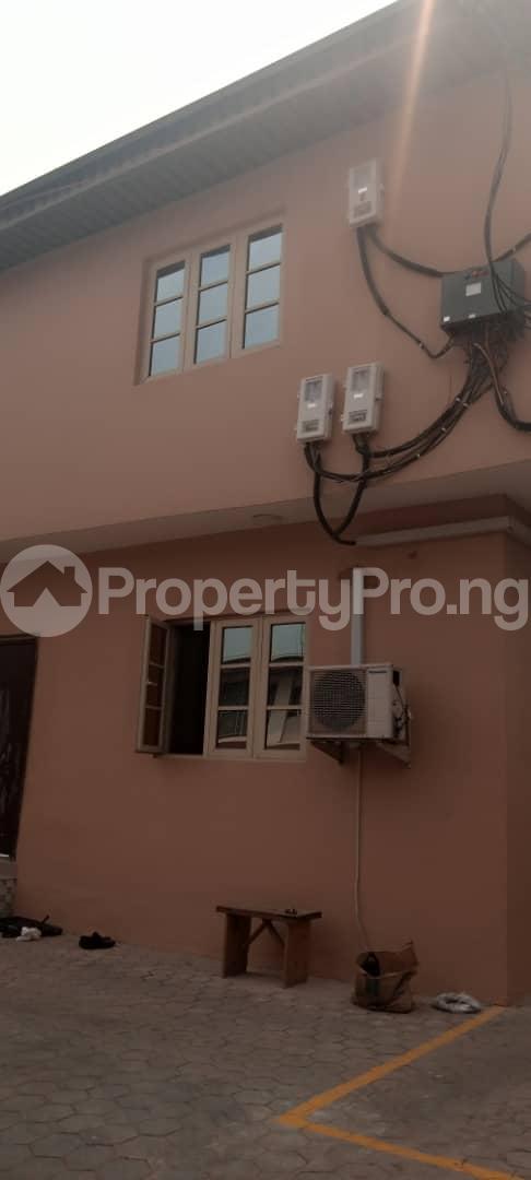 2 bedroom Shared Apartment for rent Onipinla Lane Close Harmony Estate Adeniyi Jones Adeniyi Jones Ikeja Lagos - 3