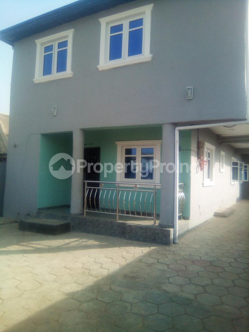 3 bedroom Flat / Apartment for rent Peace Estate Baruwa Ipaja Lagos - 1