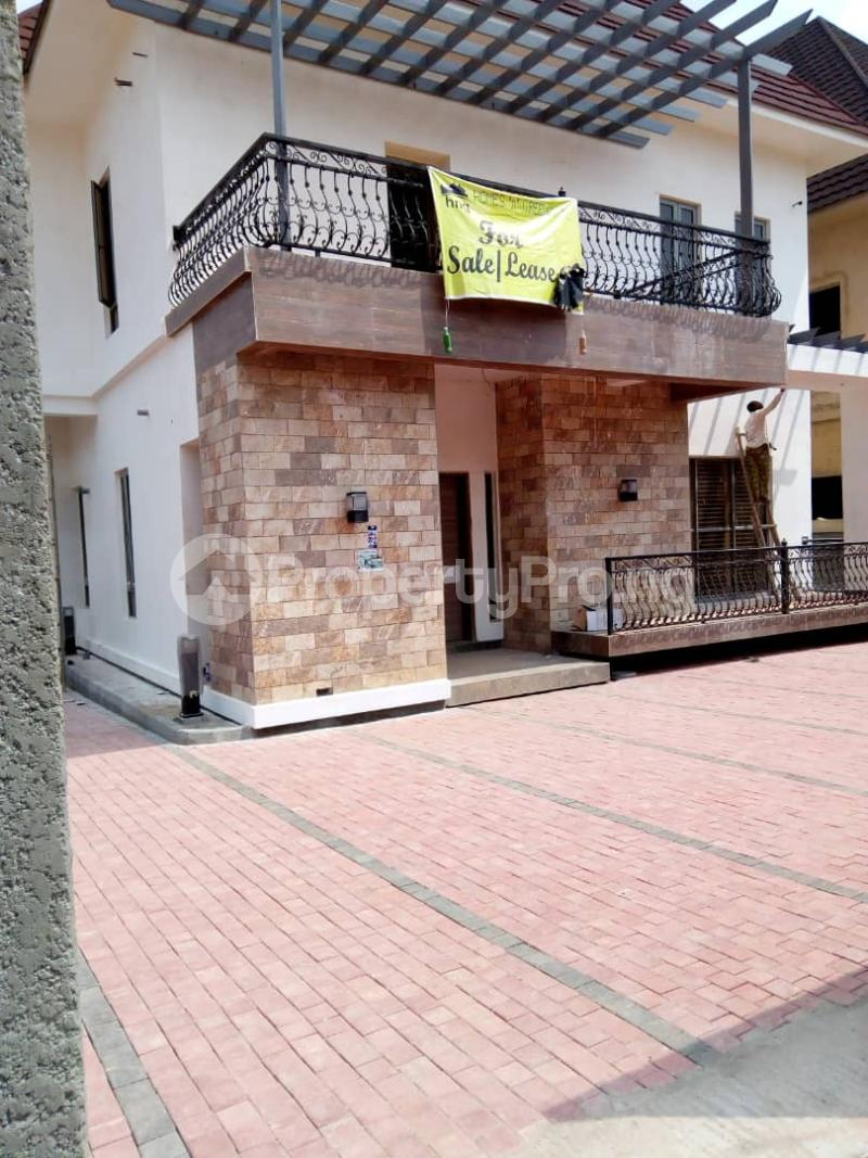 4 bedroom Detached Duplex House for sale bricks layout independence layout Enugu Enugu - 0