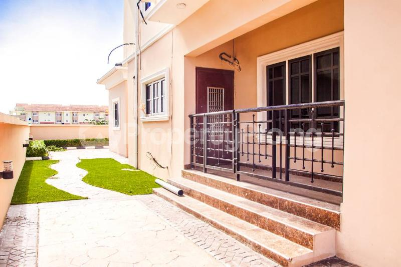 4 bedroom Detached Duplex House for sale royal gardens estate Off Lekki-Epe Expressway Ajah Lagos - 0