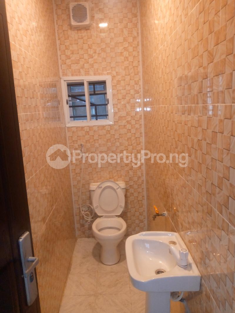 4 bedroom Semi Detached Duplex House for rent Ogudu GRA phase1 Ogudu GRA Ogudu Lagos - 1