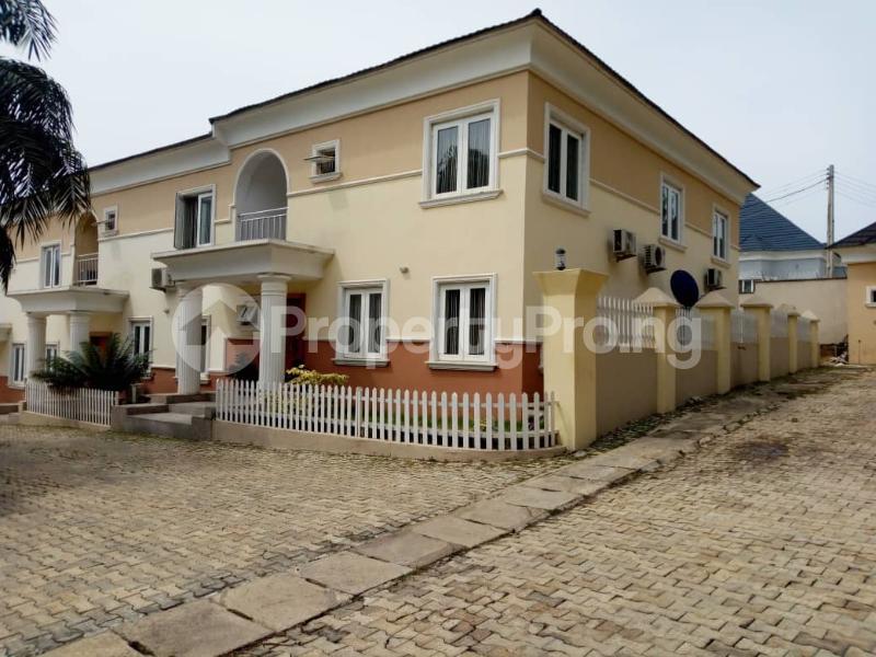 4 bedroom Terraced Duplex House for sale Alalubosa  Alalubosa Ibadan Oyo - 1