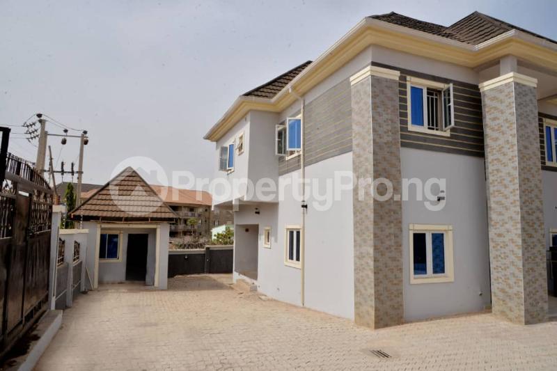 4 bedroom Terraced Duplex House for sale Area 1 Garki 1 Abuja - 2