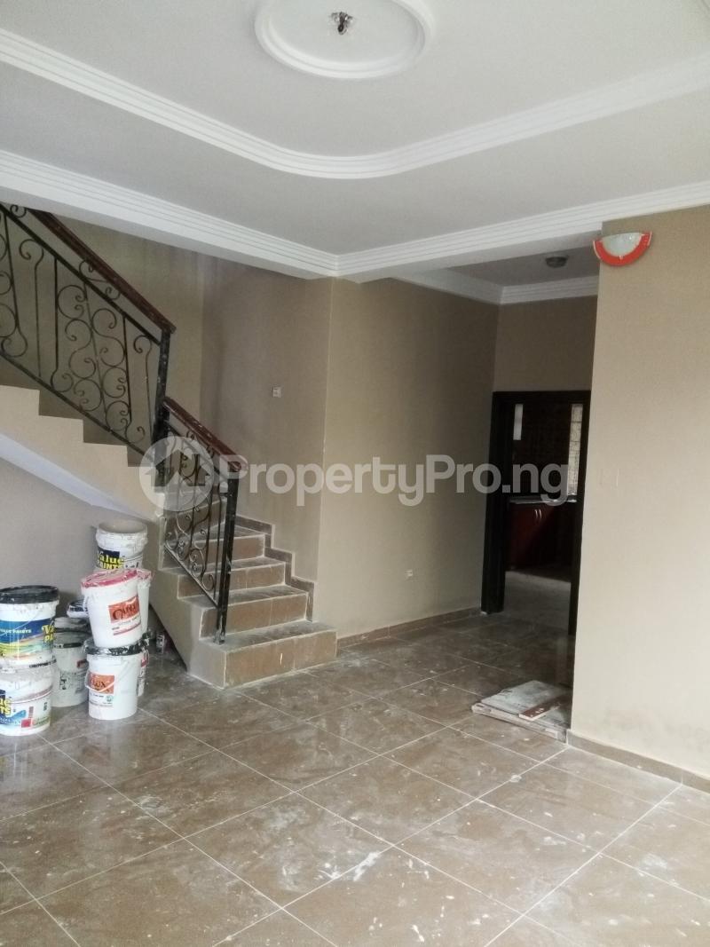 4 bedroom Semi Detached Duplex for rent Around The New Shoprite In Sangotedo In Ajah Axis Lekki. Sangotedo Ajah Lagos - 23
