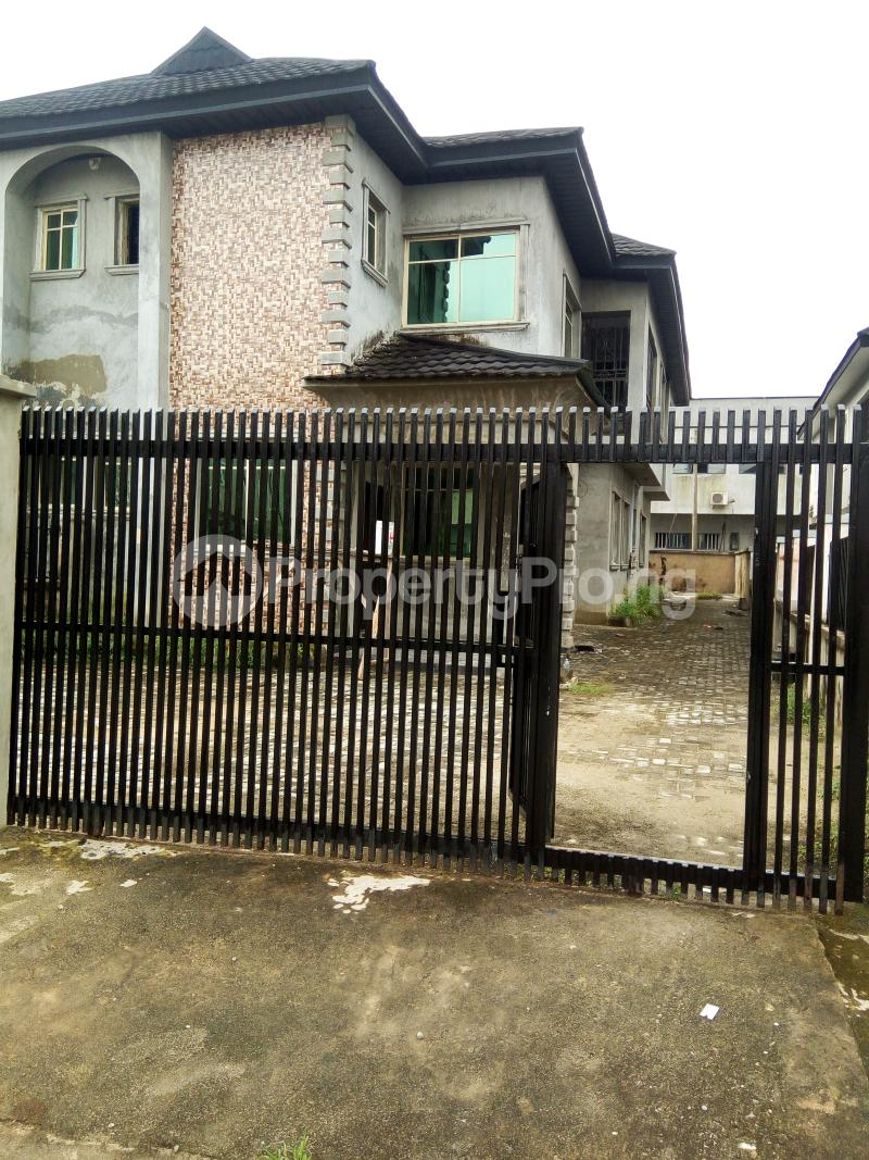 4 bedroom Semi Detached Duplex for rent Around The New Shoprite In Sangotedo In Ajah Axis Lekki. Sangotedo Ajah Lagos - 1